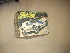 VINTAGE MPC SHALAKO DICK DEAN'S GT SPORTS DUNE BUGGY, ** BOX ONLY** !!