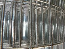 """48"""" X 48"""" Panel of 14 gauge 1"""" X 2"""" GAW Welded Wire Mesh hardware cloth fencing"""