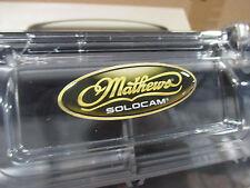 Plano Molding Company 1348-60 Mathews Archery BOW ARROW Accessory Box W/tray