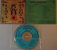 cd: MUSICA MEXICANA VOL. 2