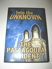 Into The Unknown: The Pascagoula Alien Abductions CHARLES HICKSON Abduction Case