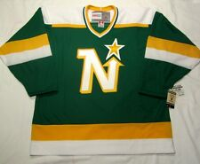 MINNESOTA NORTH STARS - size XL - CCM 550 VINTAGE series Hockey Jersey - bnwt ca