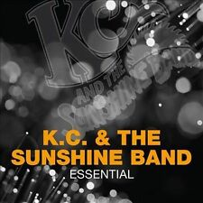 Essential by KC & the Sunshine Band (CD, Mar-2012, EMI Gold)BRAND NEW