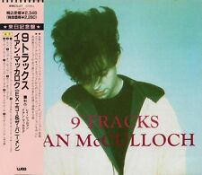 IAN McCULLOCH 9 Tracks RARE JAPAN CD WMC5-27 Echo & the Bunnymen NO OBI