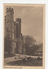 Sussex, Gateway, Battle Abbey Postcard, A738