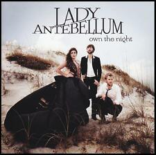 LADY ANTEBELLUM - OWN THE NIGHT CD with BONUS ACOUSTIC Track ~ COUNTRY *NEW*