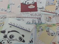 San-X TAREPANDA kawaii stationery san-x memo letter set panda cute gift girl lot
