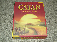 Catan 5th Edition - Catan Studio 2016 - Complete! Never Played NIB