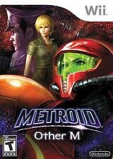 Metroid: Other M - Nintendo  Wii Game