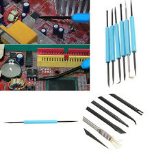 Pro 6 In 1 Assist Welding Auxiliary Soldering Tools Circui Board Repairing Kits