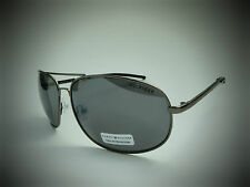 NEW men's TOMMY HILFIGER TH DANIEL aviator wrap shield flight  sunglasses