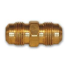 1/4 inch Flare Union Brass Pipe Fitting NPT soft copper air water line fuel gas