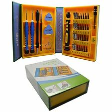 ACENIX® [S2 Alloy Steel Material] 38 iN 1 Pro Repair Tool Kit Screwdrivers For