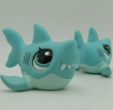 Littlest Pet Shop Loose Figures  2'' Aqua SHARK #3560 NA71U