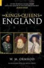 The Kings and Queens of England by W. M. Ormrod (2004, Paperback)