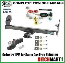 FITS 2005-2015 TOYOTA TACOMA PICKUP CLASS 3 CURT TRAILER HITCH TOW PACKAGE