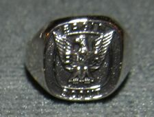 Boy Scouts of America BSA Eagle Scout Ring Size 8.75