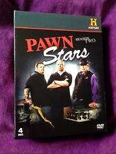 PAWN STARS • Season 2 • Pfandleiher-Geschichten, USA auf 4 DVD (engl.). Top!