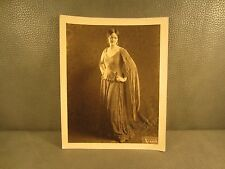 Edwardian Antique Photo of Young Woman in Vagabond King Movie.....FREE SHIPPING
