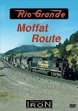 Denver and Rio Grande Moffat Route DVD Machines of Iron