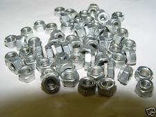 """AERMACCHI SPRINT-125-175-250-Z90-X90-M50-M65 """"NEW OLD STOCK"""" LOCKNUTS #7805P"""
