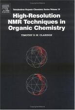 High-Resolution NMR Techniques in Organic Chemistry (Tetrahedron Organ-ExLibrary