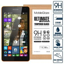 Ultimate Defender+ Tempered Glass Screen Protector for Nokia Microsoft Lumia 535