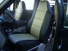 FORD F-250 350 450  2005-2014 LEATHER-LIKE CUSTOM SEAT COVER