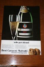 AZ10=1972=CARPENE MALVOLTI BRUT CONEGLIANO=PUBBLICITA'=ADVERTISING=WERBUNG=
