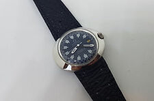 VINTAGE OMEGA DYNAMIC BLUE DIAL DATE AUTOMATIC LADIES WATCH