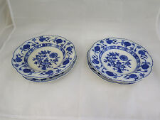 COPPIA DI PIATTI IN CERAMICA JOHNSON BROS ENGLAND HOLLAND VINTAGE POTTERY R91