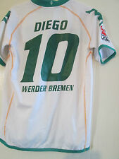 Werder Bremen 2008-2009 Away Football Shirt Size Large Mans /40526 Diego