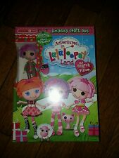 Adventures in Lalaloopsy Land: The Search for Pillow Christmas Mini pillow