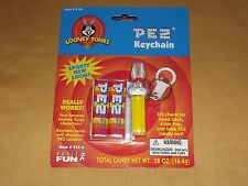 2000 PEZ LOONEY TUNES KEYCHAIN BUGS BUNNY 935-0 UNOPENED PACKAGE