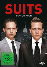 4 DVDs * SUITS - STAFFEL / SEASON 4 # NEU OVP +