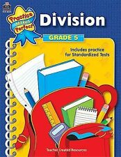 Division, Grade 5 by Robert W. Smith (2004, Paperback, New Edition)