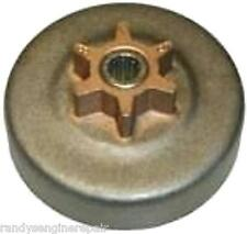 """Poulan Craftsman Chainsaw Replacement 3/8"""" Clutch Drum Assembly # 530057905"""