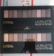 2 L'Oreal La Palette Nude Intense Eye Shadow - # 112