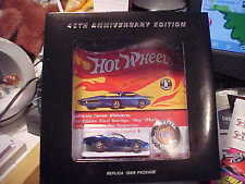 Hot Wheels Red Line Club 40th Anniversary Edition 1968 Replica Custom Otto