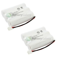 2 NEW OEM BG0010 BG010 Cordless Home Phone Rechargable Replacement Battery Pack