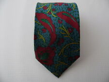 VISCONTI DI MODRONE SILK TIE SETA CRAVATTA MADE IN ITALY  9840