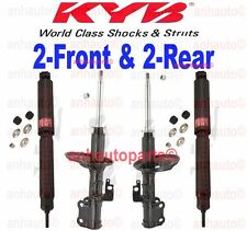 4-KYB Excel-G Struts/Struts (2-Front & 2-Rear) Toyota Previa 1991 to 1997