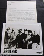 SIGUE SIGUE SPUTNIK 'SUCCESS' 1989 PRESS KIT--PHOTO