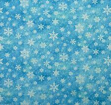 Stoffrest Patchworkstoff Schneeflocken Patchwork Stoffe Weihnachten Sterne Reste