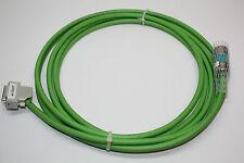SIEMENS Simodrive Geberkabel Kabel Absolutwertgeber EnDat 5m 6FX8002-2EQ10-1AF0