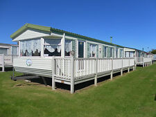 8 Berth Static caravan for  hire ingoldmells skegness Fantasy island