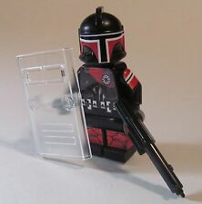 LEGO Custom - Red Sniper - Star Wars Minifigure Clone Trooper shadow mandalorian