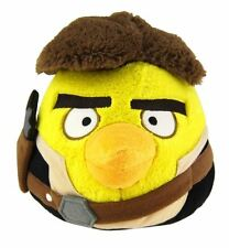 "Angry Birds STAR WARS 8"" Han Solo Soft Plush Stuffed Toy Must Have"