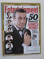 ENTERTAINMENT WEEKLY ##1219 - August 10, 2012 - 50 Years of James Bond