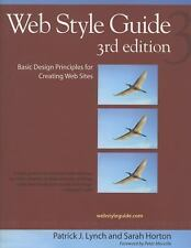 Web Style Guide, 3rd edition: Basic Design Principles for Creating Web-ExLibrary
